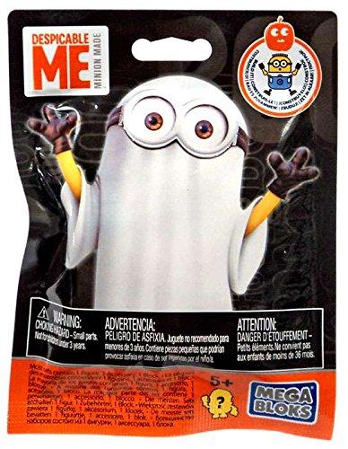 Mega Bloks Despicable Me Halloween Micro Action Figure, Styles May Vary (Despicable Me Halloween)