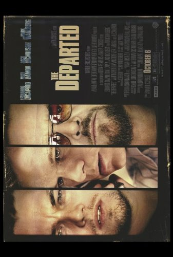 Amazon.com: (27x40) The Departed - Leonardo Dicaprio Matt ...