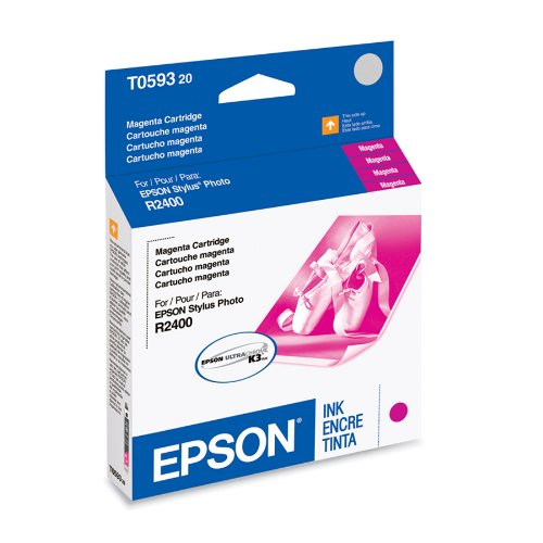 - EPSON T059320 Magenta Ink Cartridge - Stylus Photo R2400