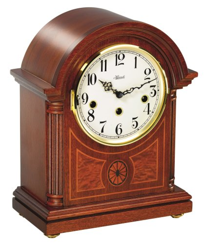 Clearbrook Table/Mantel Clock with Mechanical Movement by Hermle -  Clo-6371
