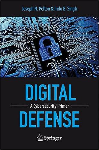 A Cybersecurity Primer Digital Defense
