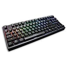 MK Disco RGB LED Backlit TKL Mechanical Keyboard (KBT Black Switch)