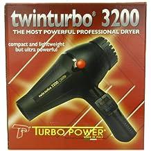 Pibbs Hair Dryer Twin Turbo 3200 Black