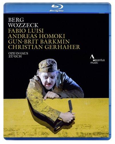 Blu-ray : Berg: Wozzeck (Blu-ray)