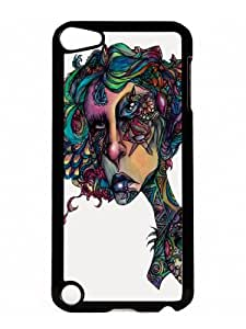 Customized Design All in The Colors Hard Shell cover for abstract Ipod Touch 5 5th 5g case