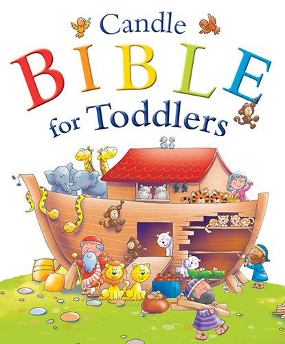 Candle Bible for Toddlers - Juliet Mall