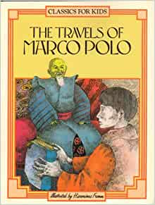 the travels of marco polo 9780382091049 books. Black Bedroom Furniture Sets. Home Design Ideas