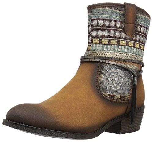 Brown Taos Women's Roper Brown Boot Roper Women's Boot Taos Roper a0z0wxn