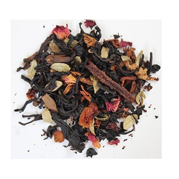 Tea Lab | Royal Kashmiri Kahwa with Saffron and Indian Spices