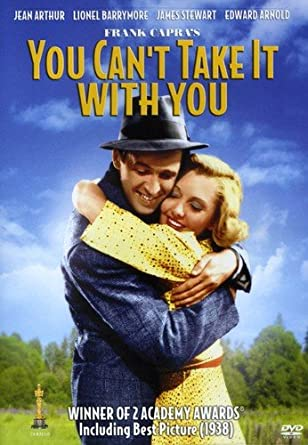 """Image result for """"You Can't Take It with You"""" dvd"""