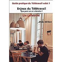 Enjeux du Télétravail: Que peut-on en attendre ? (Guide pratique du Télétravail 2nde édition t. 1) (French Edition)