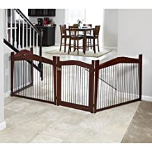 Merry Products 2-in-1 Configurable Crate and Gate, Large