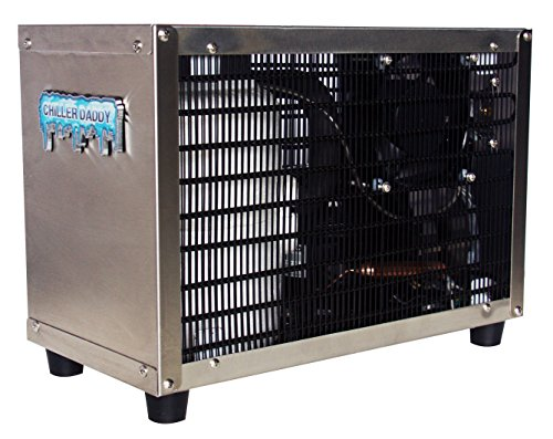 - Chiller Daddy Water Chiller For Home or Office - 304 Stainless Steel