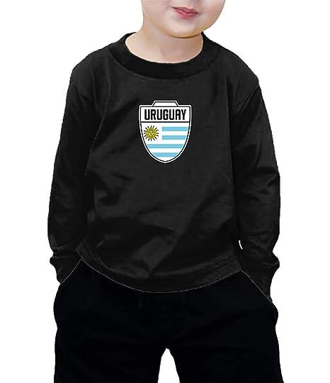 9705c8fb5 Amazon.com  HAASE UNLIMITED Uruguay Uruguayan - Soccer Long Sleeve ...