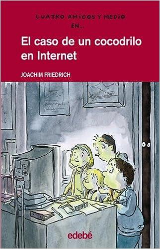 amigos en el internet