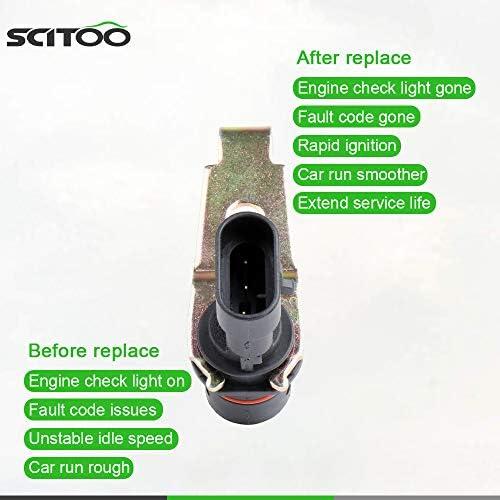 1998 2000 2001 2002 2003 2004 2005 GMC Savana 2500 OCPTY Engine Crank Crankshaft Position Sensor Fits 1996 1997 1998 1999 2000 2001 2002 2003 2004 2005 2006 2007 GMC Savana 1500