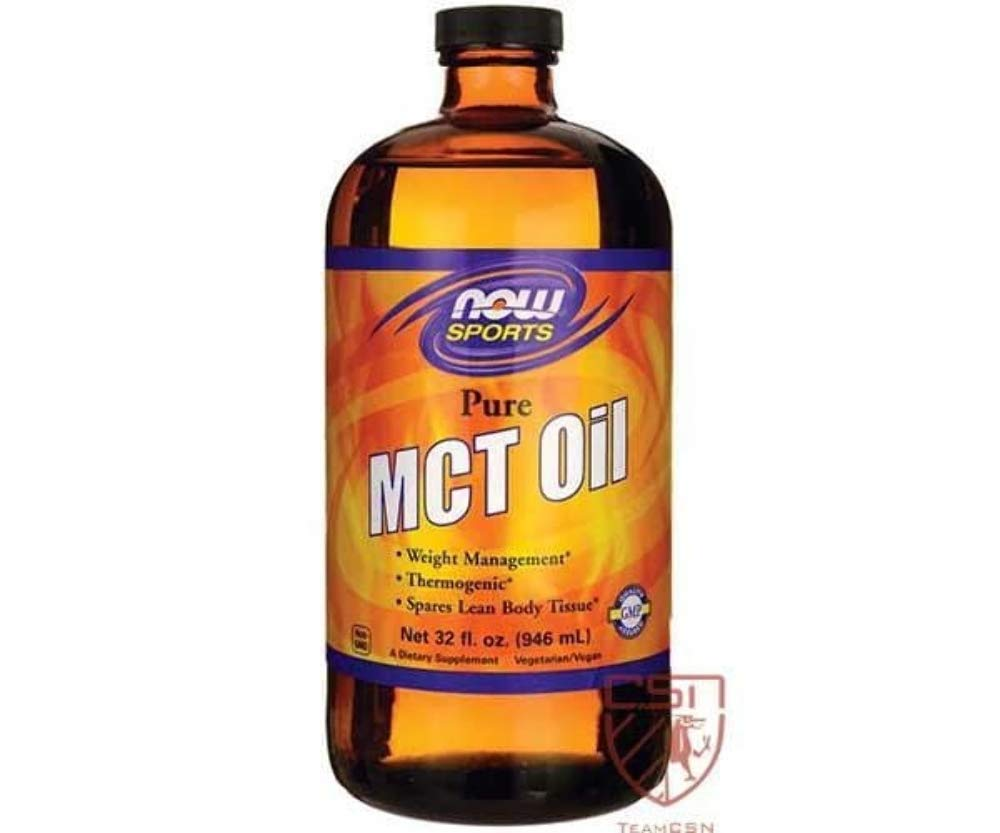 Amazon.com: Now Foods MCT aceite 100%, 32 fl oz (FFP ...