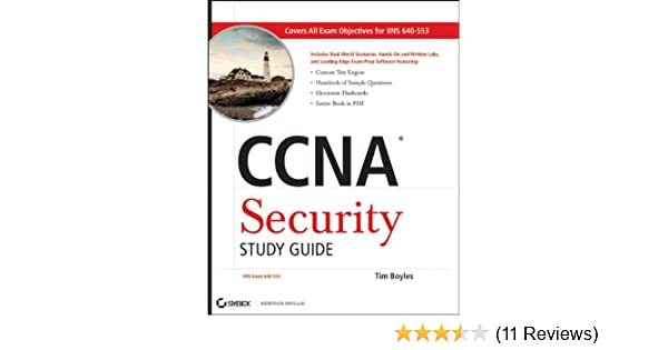 Ccna Security Study Guide Tim Boyles Ebook