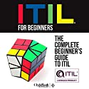 ITIL for Beginners: The Complete Beginner's Guide to ITIL Audiobook by  ClydeBank Technology Narrated by Amy Barron Smolinski