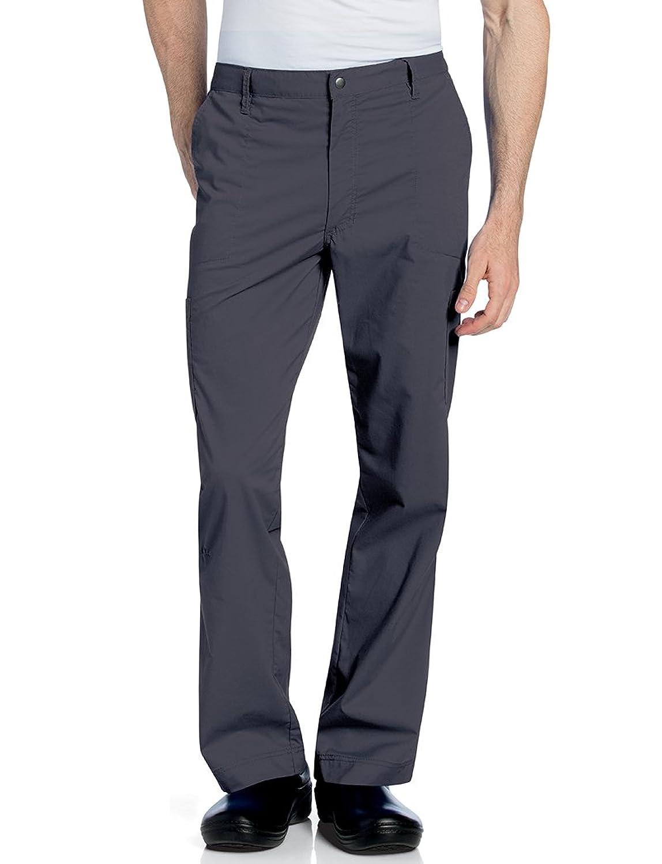 Scrub Zone PANTS メンズ B07CBXG96Q 黒鉛 X-Large Short