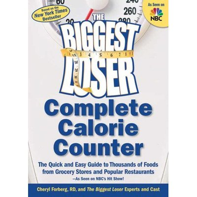 The Biggest Loser Complete Calorie Counter [Set of 4]