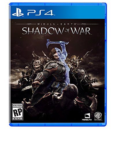 Middle-Earth: Shadow of War  - PS4 [Digital Code] by Warner Bros