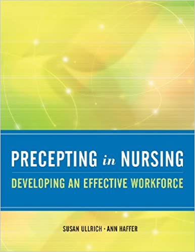 Book Precepting in Nursing: Developing an Effective Workforce