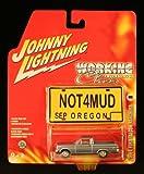1964 FORD FALCON RANCHERO * WORKING CLASS TRUCKS & SUVs * 2005 Johnny Lightning Die-Cast Vehicle & Bonus Mini Classic License Plate