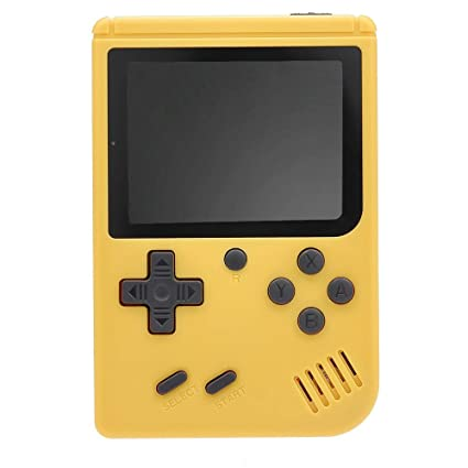 Generic Retro Mini 2 Handheld Game Console Emulator Built-in 168 Games Video Games Handheld Game Player for FC Best Gift for Kids