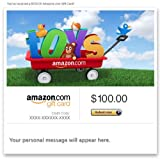 Amazon Gift Card – E-mail – Amazon Toys image