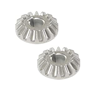 Dewalt DW745 Table Saw Replacement (2 Pack) OEM Bevel Gear # 5140061-65-2pk by BLACK+DECKER