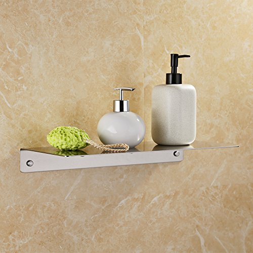 KES Bathroom Shower Shelf Stainless Steel 16-Inch or 40 C...
