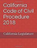 #5: California Code of Civil Procedure 2018