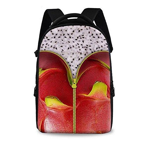 TAOTINGYAN Schulrucksack, Schultasche,Rucksäcke (40 X 26 X 13 Cm), Einem Rucksack Notebooktasche, Einer Fünf
