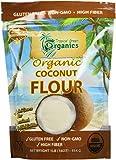 Tropical Green Organics Coconut Flour, 1 Pound