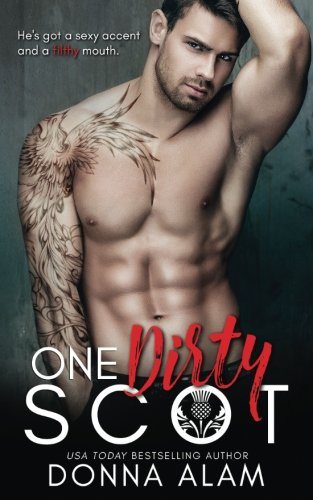 One Dirty Scot (Trouble by Numbers) (Volume 3)