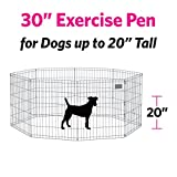 New World Pet Products B552-30 Foldable Exercise