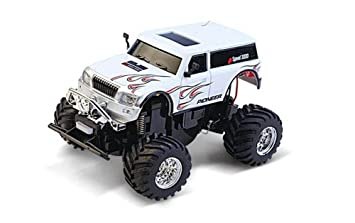 Mini Hummer Cross Country Electric Rc Remote Control Car Suvs 1 58