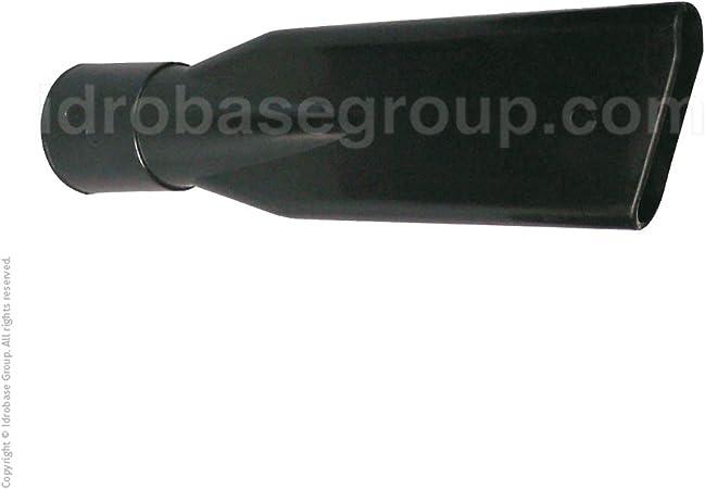 Boquilla plana y rígida para aspiradora profesional, 250 mm, entrada de 45 mm de diámetro: Amazon.es: Hogar