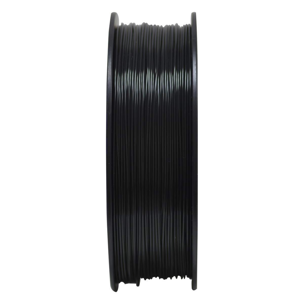 filamento stampante 3d 1 kg 1 bobina GEEETECH ABS Filamento 1,75 mm nero