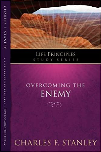 Book Overcoming the Enemy (Life Principles Study Series)
