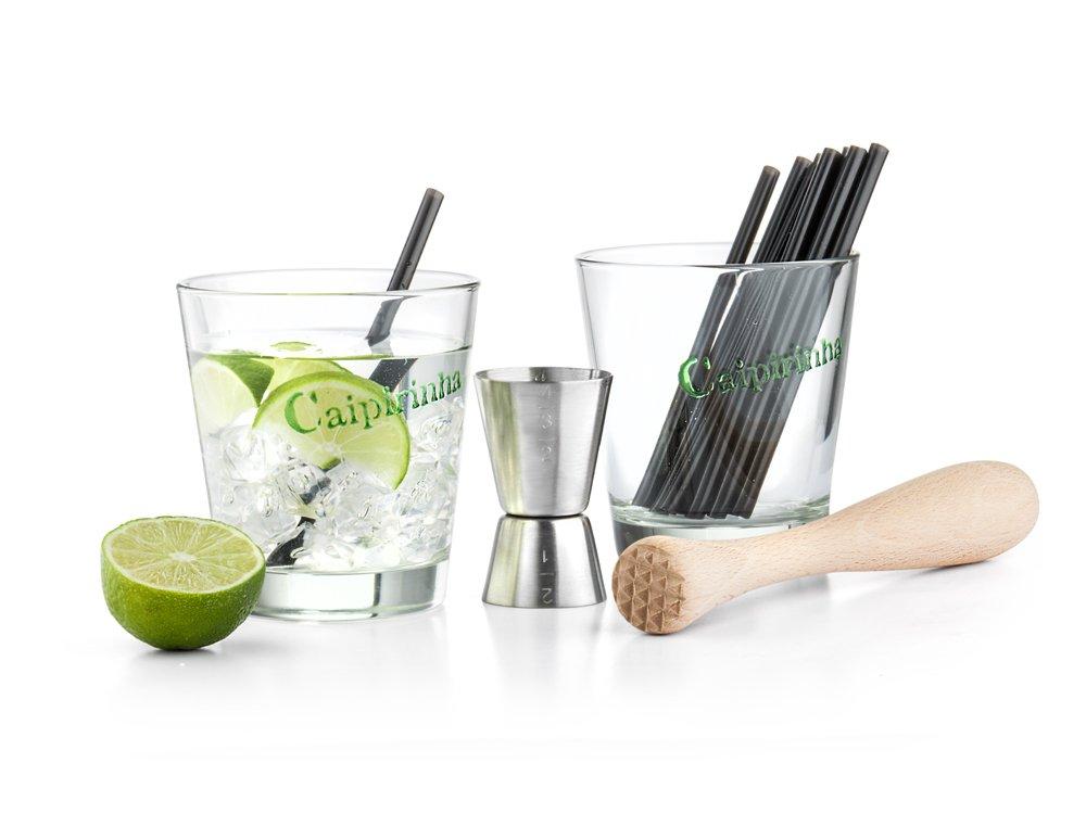 Leopold Vienna Caipirinha Cocktail Set Bredemeijer Group LV00779