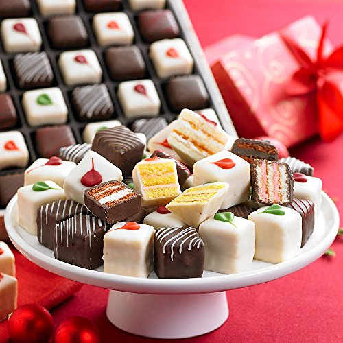 Classic Petits Fours - Pastries Cakes French