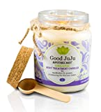 Good JuJu Apothecary 7 oz. Organic Therapeutic Massage Candle for Meditation, Anxiety & Third Eye Cleansing