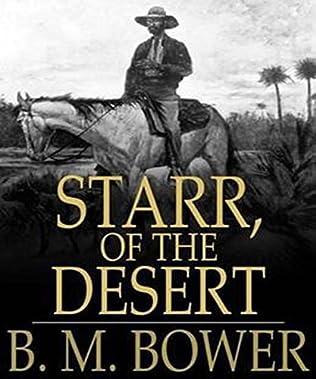 book cover of Starr of the Desert