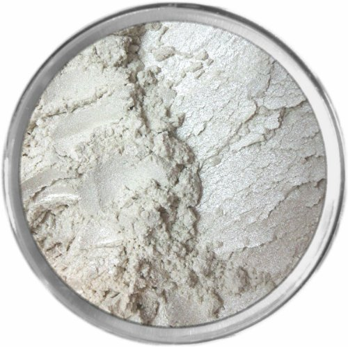 Diamond Loose Powder Mineral Shimmer Multi Use Eyes Face Color Makeup Bare Earth Pigment Minerals Make Up Cosmetics By M*A*D Minerals Cruelty Free - 10 Gram Sized Sifter ()