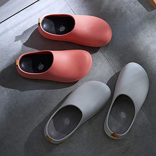 Giardino Pink Ciabatte Il Pantofole Estate Pattini Scarpe Sandali colore Infermiere Tingting Eva Dimensioni Da Baotou Nuovo Femminile Buco 35 Gray Medico 36 OBBTgdxq