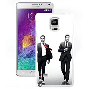 Suits Harvey And Michael (2) Durable High Quality Samsung Note 4 Case