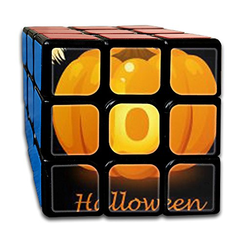 3x3x3 Puzzle Halloween Cube Game £¬Multicolor.