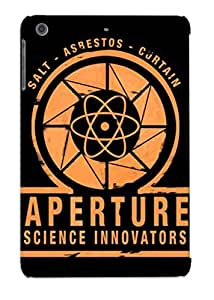 Ipad Mini/mini 2 Case, Premium Protective Case With Awesome Look - Aperture Laboratories by icecream design